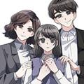 完美的家族漫画